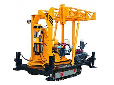 Exploration Core Drilling Rig, Crawler Type GX-1TDL